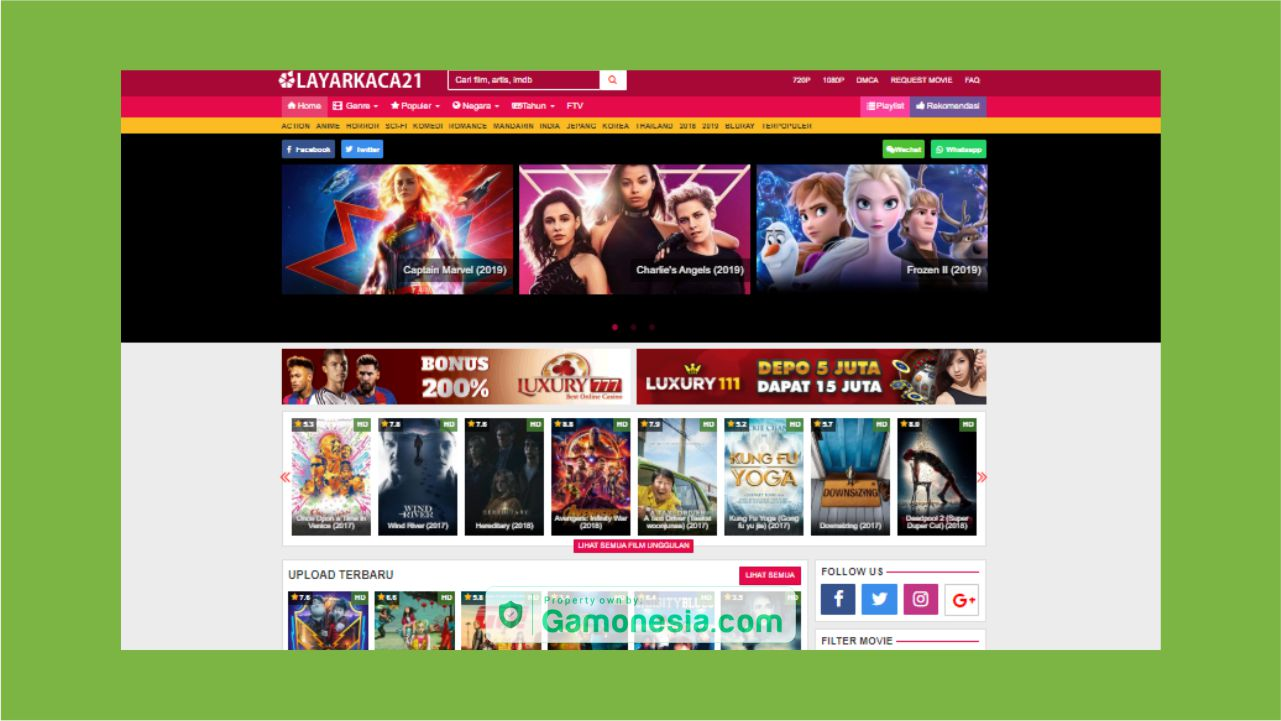 situs download dan streaming film sub indo
