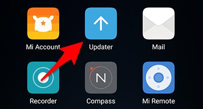 Cara Mengatasi Updater Xiaomi Yang Hilang