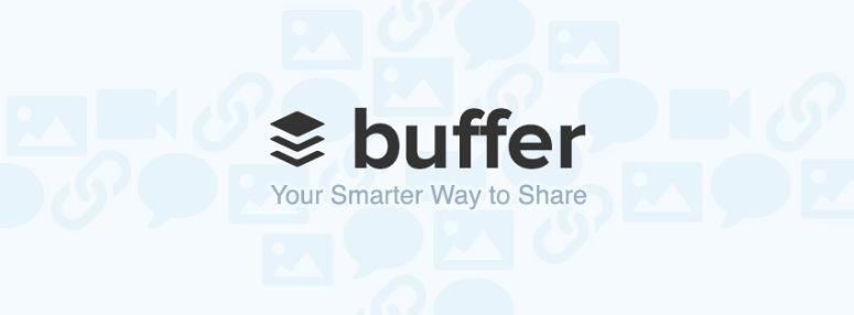 Alat pemasaran konten - Buffer