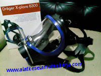 Full Face Mask Drager X-plore 6300