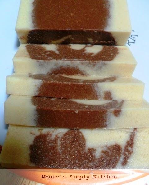 cara membuat puding roti tawar
