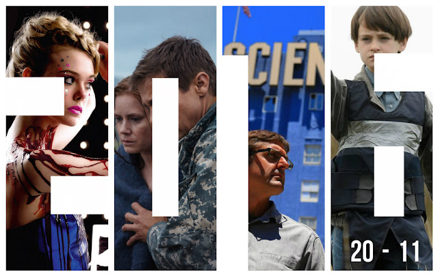 Top 20 Films of 2016 Popcorn and Glitter