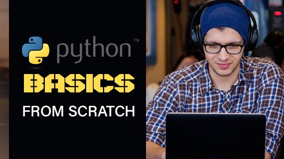 Complete Python Online Course: Master Basics of Python