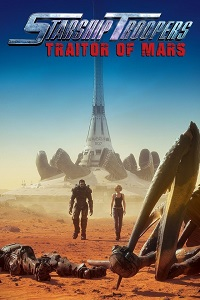 Watch Starship Troopers: Traitor of Mars Online Free in HD