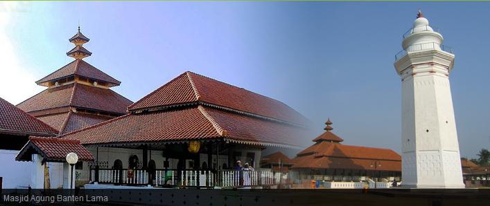 Rental Elf Jakarta Ziarah Banten
