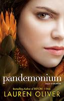 Pandemonium 2, Lauren Oliver