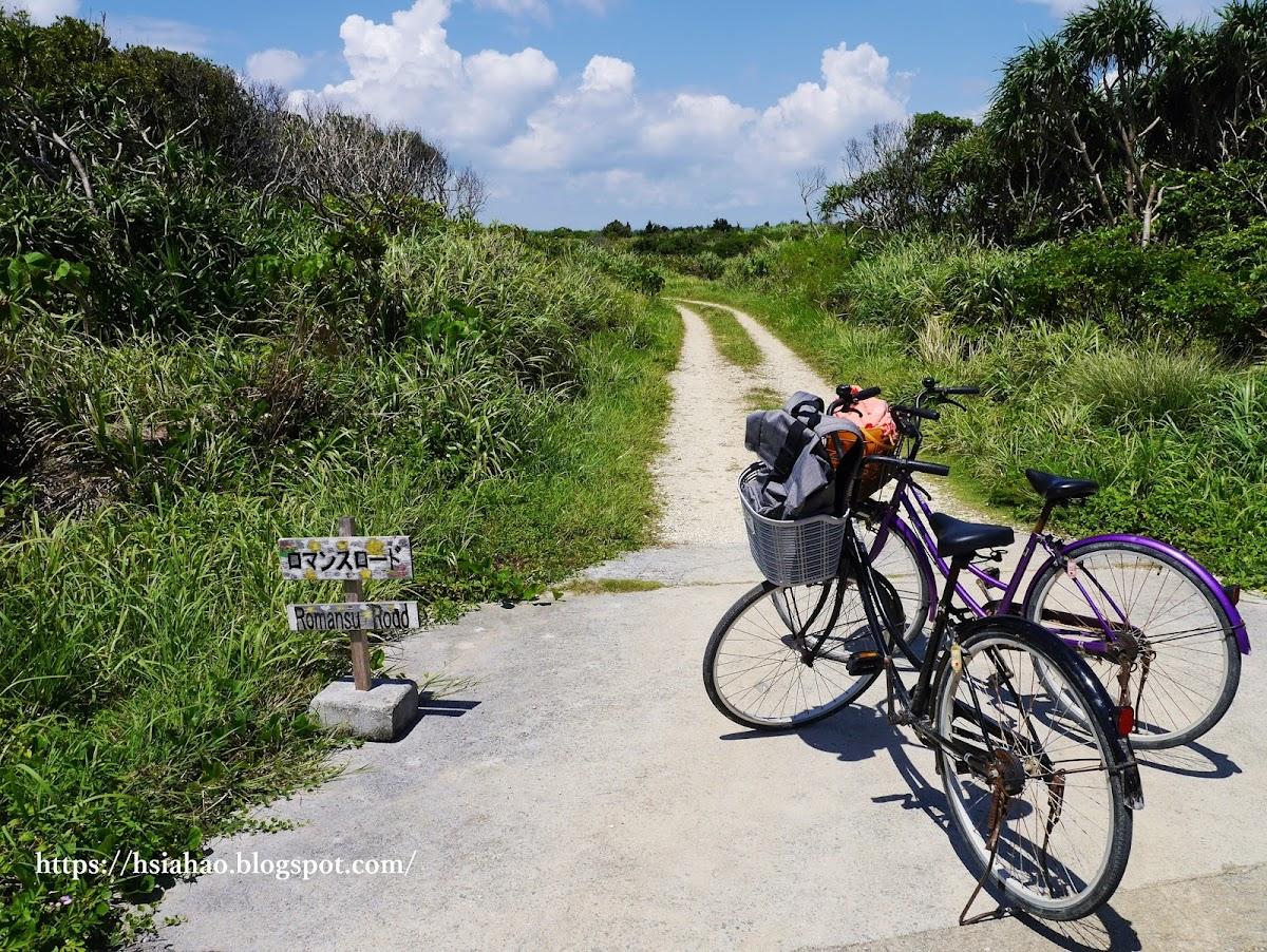 沖繩-景點-離島-外島-久高島-騎腳踏車-自由行-旅遊-Okinawa-kudaka-island