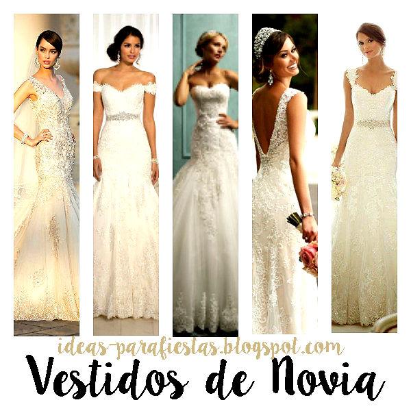 vestidos de novia para enamorar