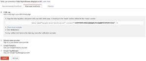 Cara submit blog ke webmaster