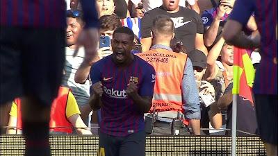 Joan Gamper : Barcelona 3 vs 0 Boca Juniors 15-08-2018