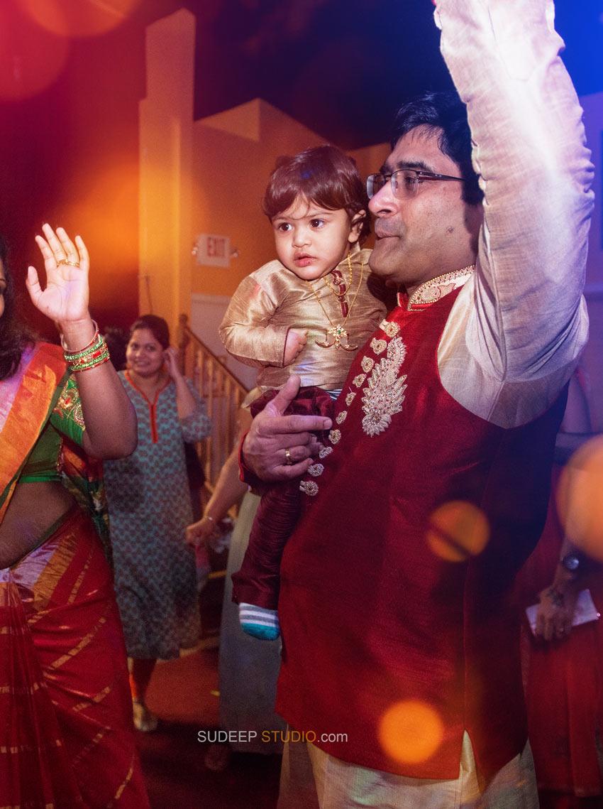 1st (first) Birthday Party Photography Dancing - Sudeep Studio.com Ann Arbor Photographer