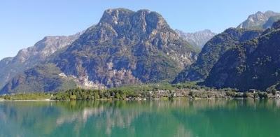 Lago di Mezzola Sondrio - Sentieri e itinerari