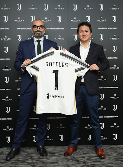 Raffles Family Office Seals Three-Year Partnership with Juventus