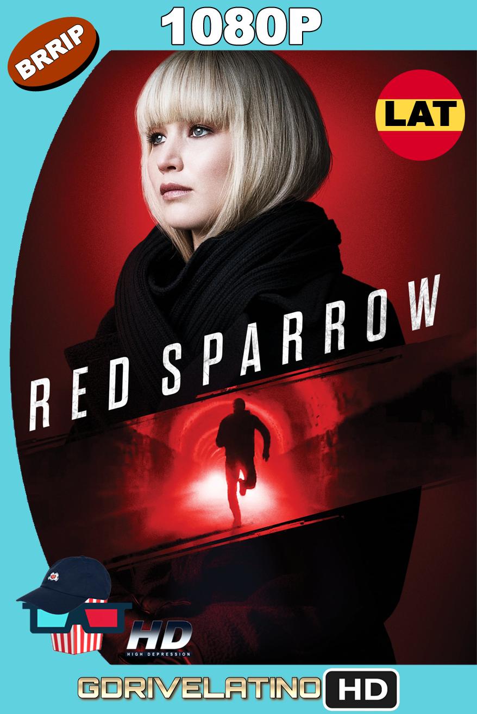 Operación Red Sparrow (2018) BRRip 1080p Latino-Ingles MKV