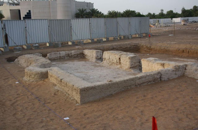 UAE announces discovery of millennium-old mosque
