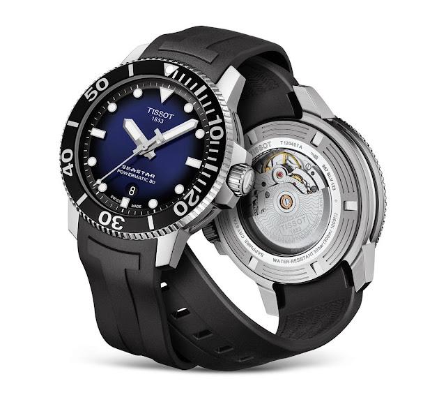Tissot Seastar 1000 Automatic Diver 2018