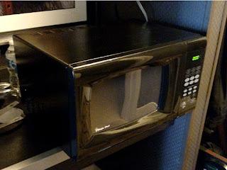 Refrigerator? Um, no...