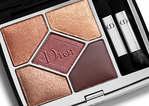 Dior 5 Couleurs Couture Eyeshadow Palette 689 Mitzah Review Photos