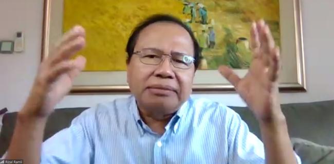 Tidak Yakin Rezim Jokowi Bisa Keluarkan RI Dari Jurang Resesi, RR: Yang Ada Hanya Bisnis KKN