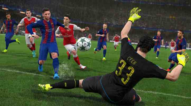 Tricks How to Win Playing PES 2017