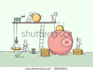 Aumente seus ativos com essa dica de economia! Faça seu dinheiro trabalhar para você!