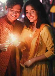 Riyaz Aly With Ashnoor Kaur
