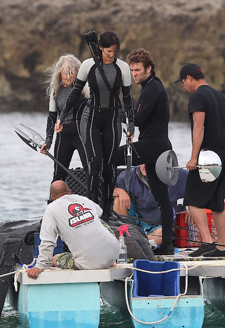 MOVIE HYPE SA: THE HUNGER GAMES: CATCHING FIRE (Cast News)