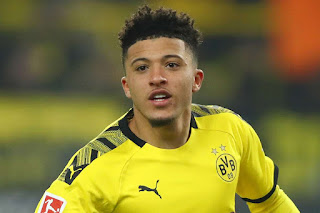 Sancho refuses to rule out Liverpool or United switch