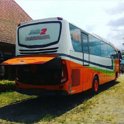 Bus Pariwisata Jogja Tujuan Sragen