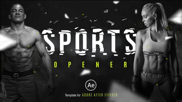 Sport Opener[Videohive][After Effects][22292205]