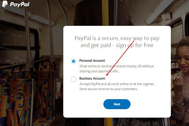 Cara Buat Akun Paypal Tanpa Kartu Kredit