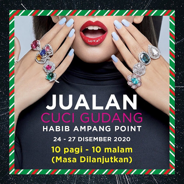 HABIB Warehouse Sale, Habib Jualan Cuci Gudang, Habib Malaysia, Habib Group, Habib Jewelry, Habib, Sale, Jewelry, Fashion