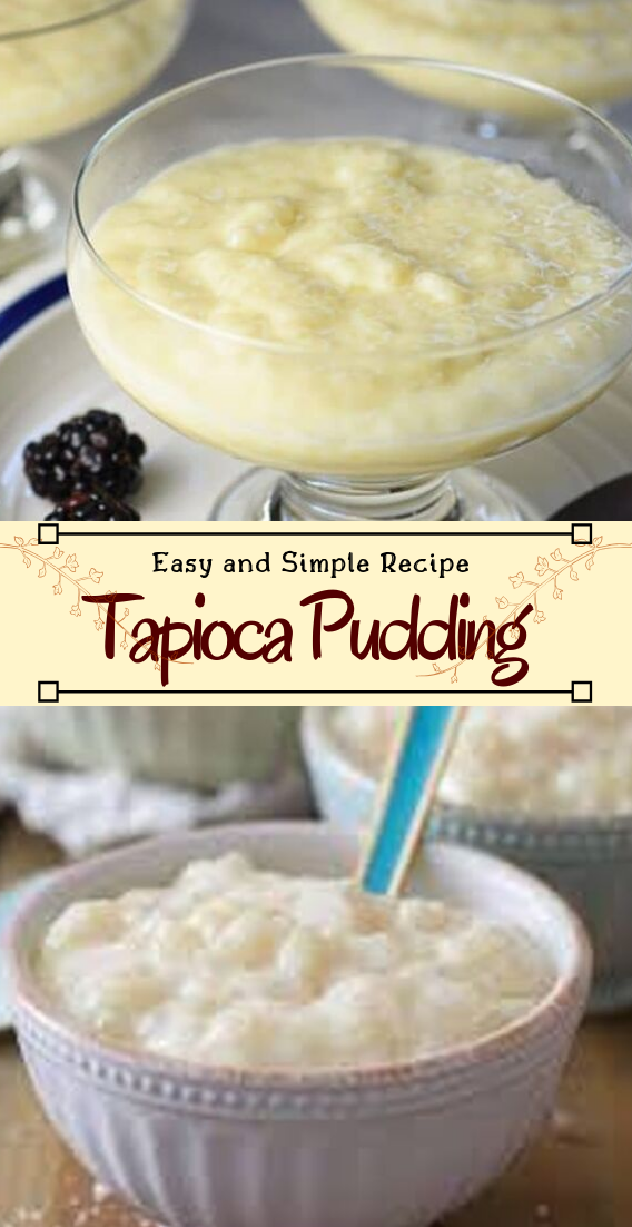 Tapioca Pudding #healthyfood #dietketo #breakfast #food