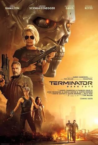 Terminator Dark Fate 2019 HDCAM Hindi Dual Audio 720p 480p