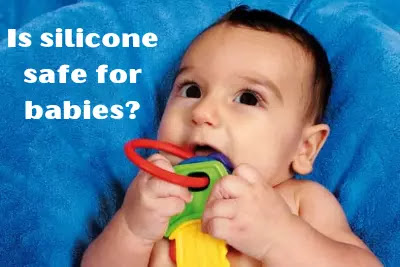 Are silicone kitchen tool safe for small babies
