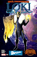 Loki: Agente de Asgard #14