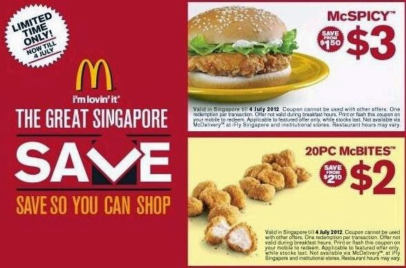 Mcdonalds Coupons Printable Uk Coupon Codes For Light In The Box