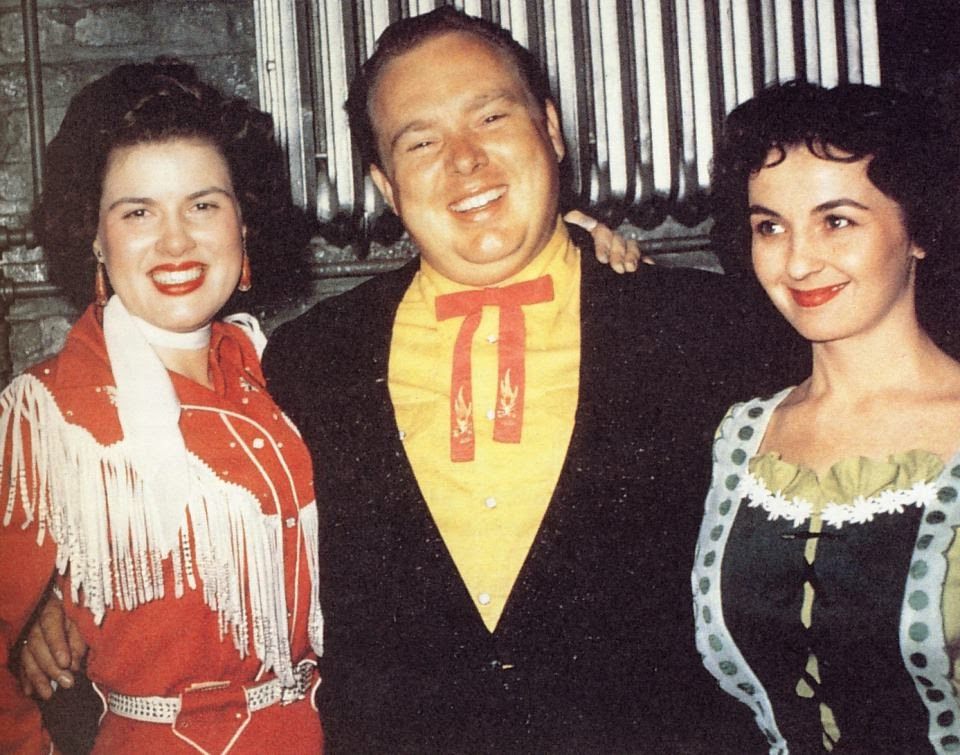 Let S Keep The 50 S Spirit Alive Patsy Cline Mac Wiseman Mary Klick