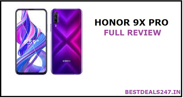 Honor 9X Pro Full Review | Price, Specs