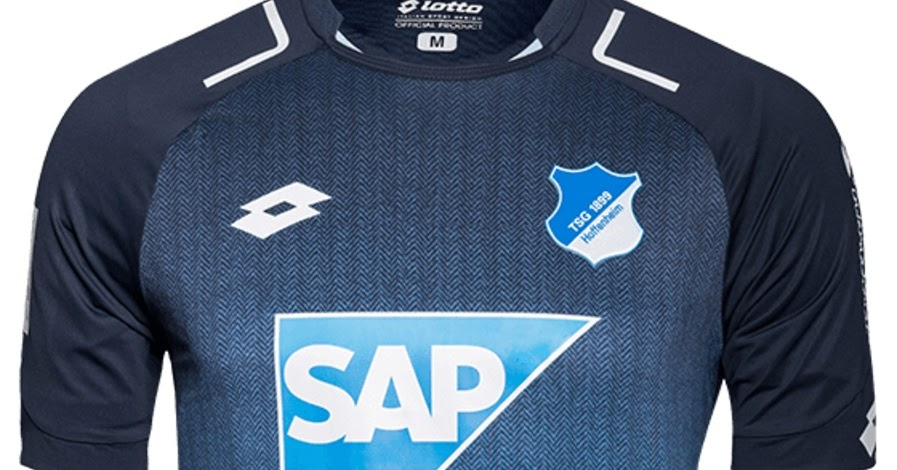 Hoffenheim lança sua nova camisa para temporada que vem  confira as fotos -  Alemanha Futebol Clube 80336851c6ba8