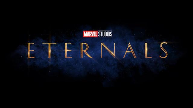 Os Eternos Marvel Poster 2019