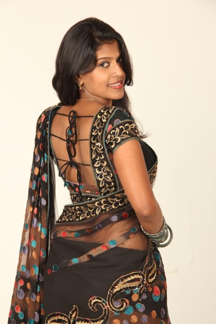 Desi Sexy Saree Image
