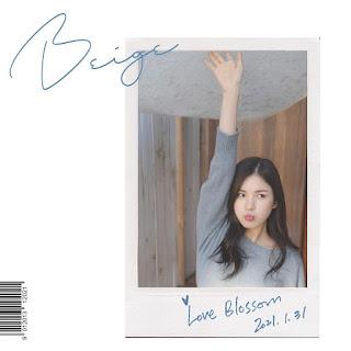 BEIGE (베이지) LOVE BLOSSOM