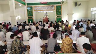 Sholat Idul Adha 1441 Hijriyah di Masjid Al-Istiqamah Jatiwangi Berjalan Tertib dan Lancar