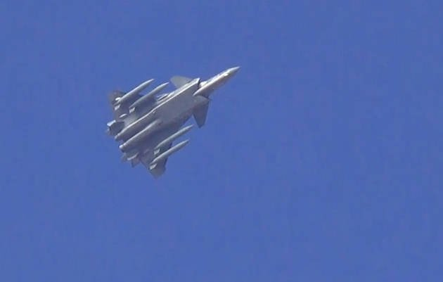 J-20Bs with WS-15 Vector Engines ready installed by 2019 | Errymath