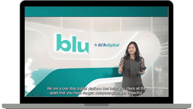 it's blu day launching aplikasi blu by BCA Digital