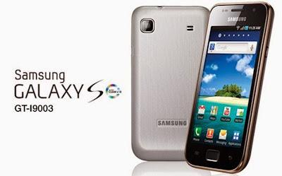 Harga dan Spesifikasi Samsung Galaxy S GT-i9003