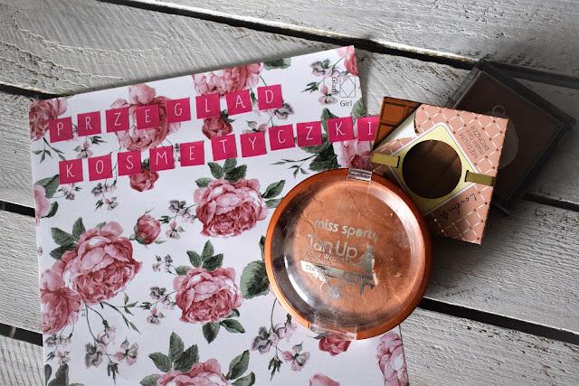 Przegląd kosmetyczki - bronzery