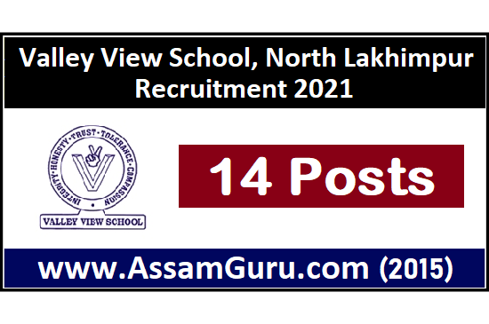 valley-view-school-north-lakhimpur-Job