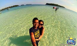 open trip wisata gabungan pulau kelapa pulau dolphin
